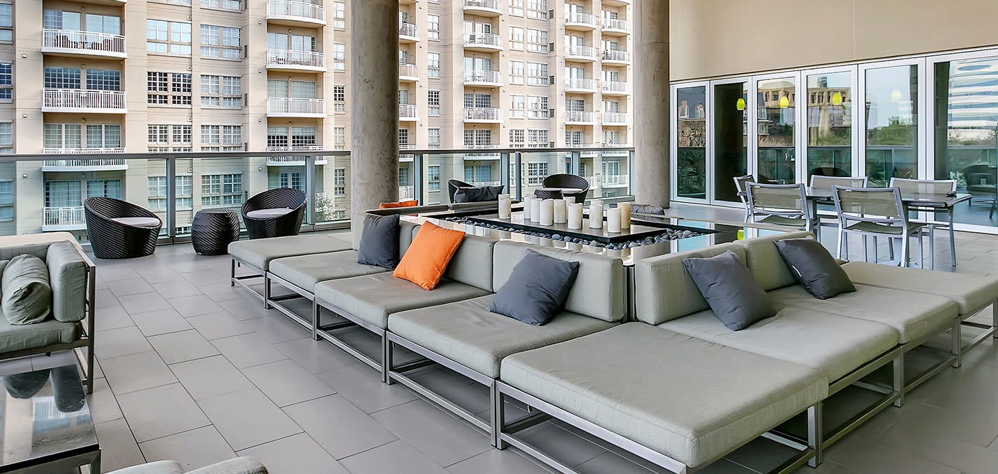 Gallery At Turtle Creek Is A Pet Friendly Apartment